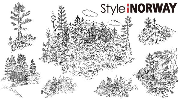 Norwegian LIFE ! ~StyleNORWAYが提案するノルウェーのライフスタイル~
