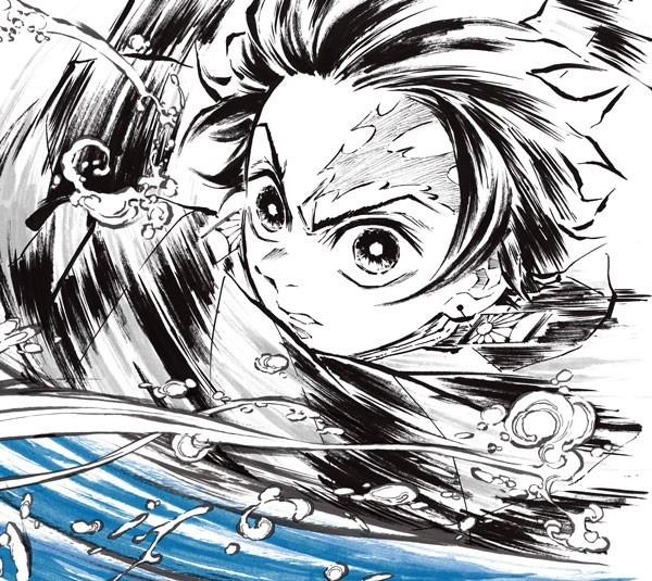 『TVアニメ「鬼滅の刃」竈門炭治郎 立志編』オリジナルサウンドトラック ジャケット