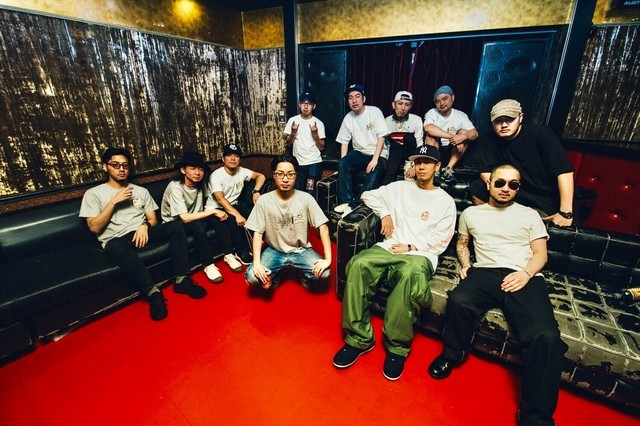 """「PUNPEE Presents """"Seasons Greetings'18""""」の出演者。(撮影:cherry chill will.)"""