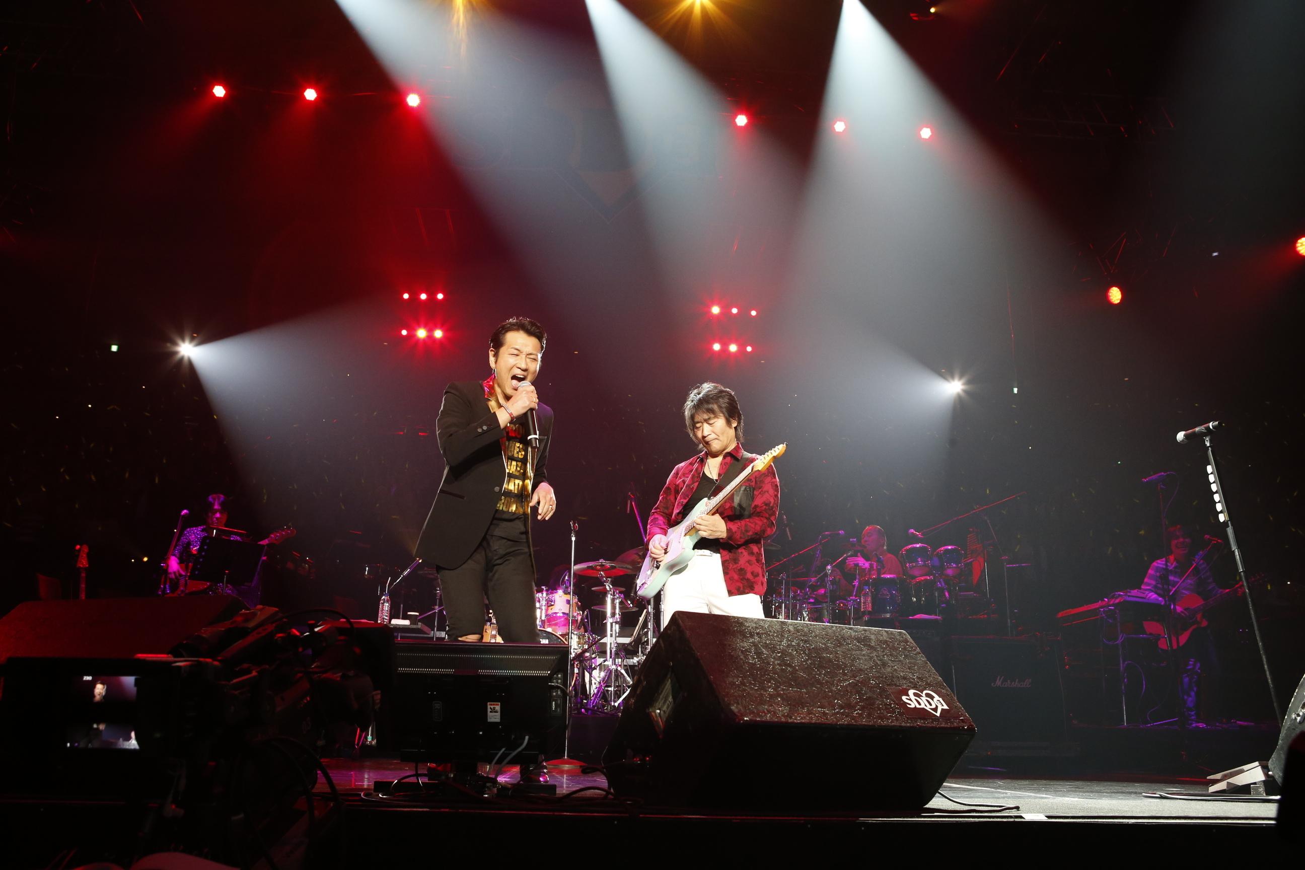スターダスト☆レビュー藤井フミヤ LIVE SDD 2018 OFFICIAL PHOTO