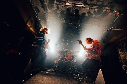 "『w.o.d. presents limited show ""キャパシティ23""』23人限定のライブはまさに「楽園」だった"