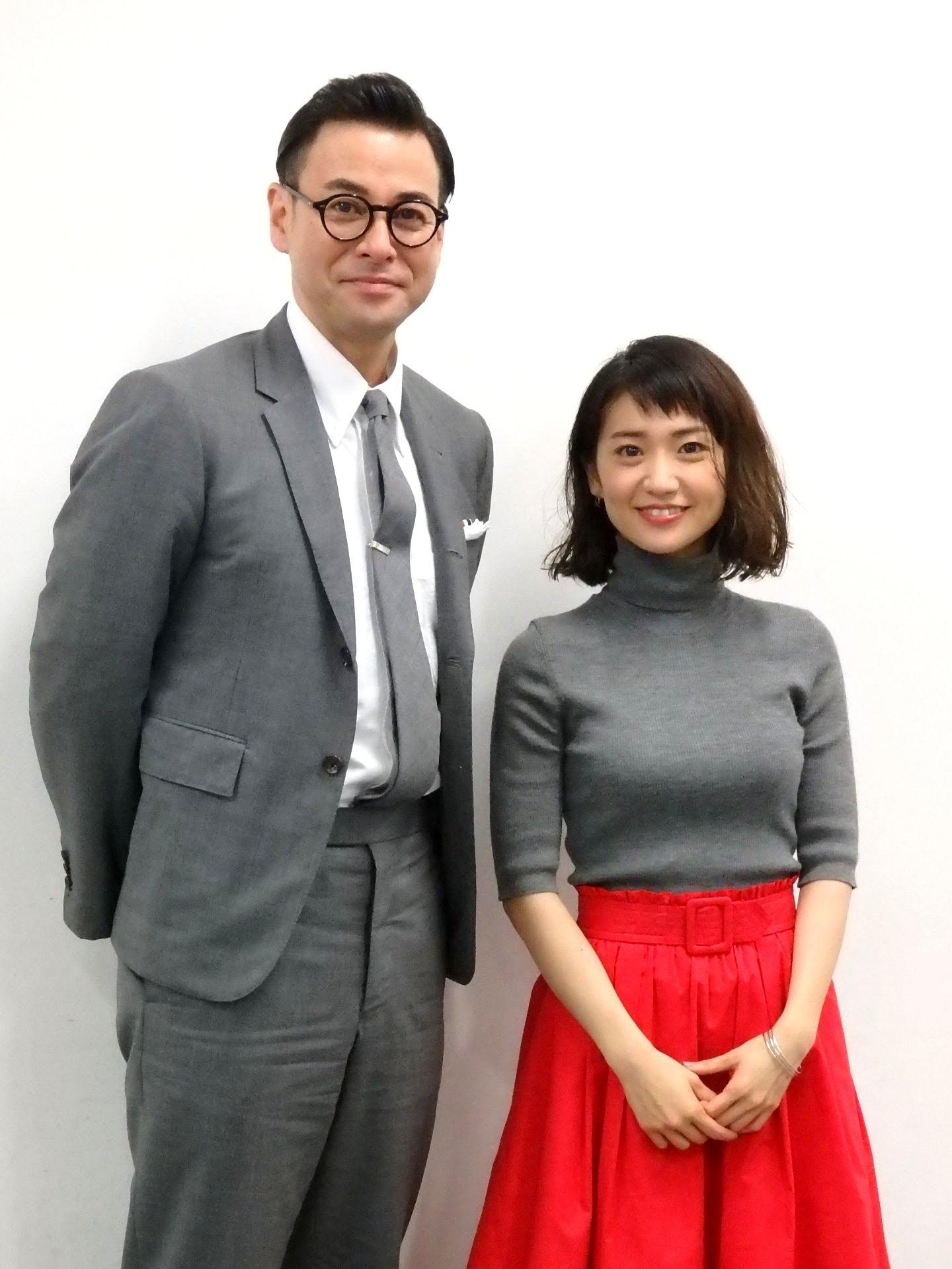 『美幸 ―アンコンディショナルラブ―』出演の鈴木浩介と大島優子