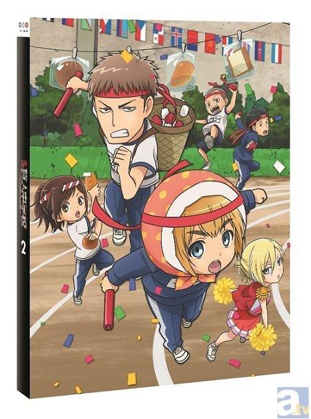『進撃!巨人中学校』2巻発売&イベント夜の部の受付も同時スタート