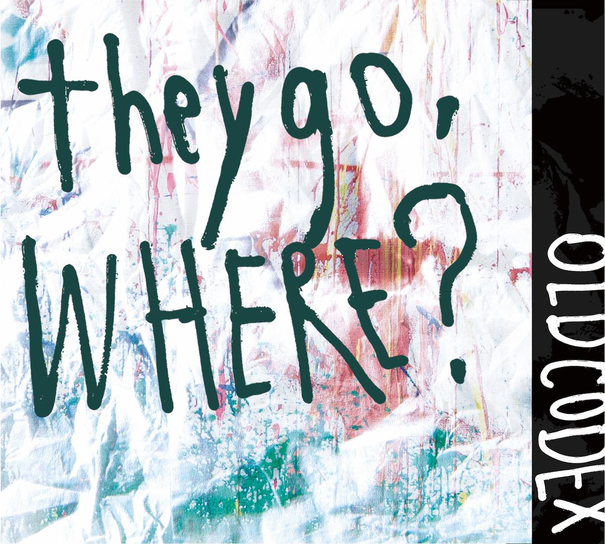 OLDCODEX 5th アルバム 初回盤