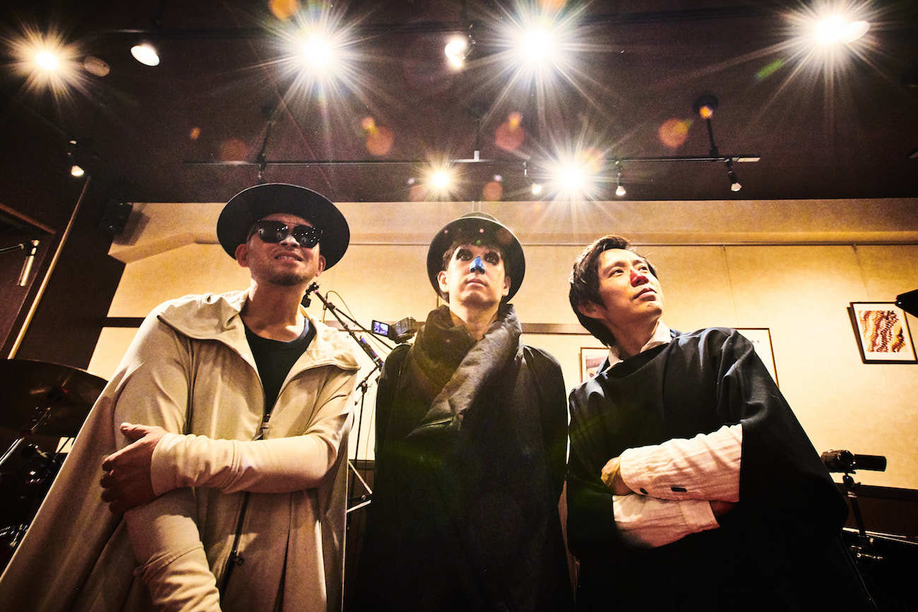 H ZETTRIO  Photo by Koharu Kudo