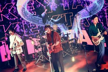 KEYTALKの魅力を最大限に活かした画期的な配信ライブ『4密サウンドでSUTEKI HOME』をレポート