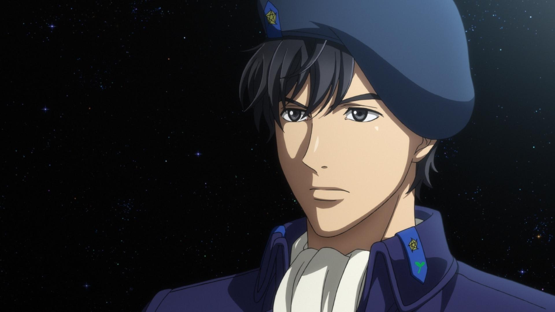 『銀河英雄伝説 Die Neue These』 (C)田中芳樹/松竹・Production I.G