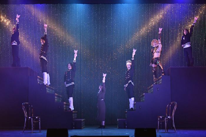 歌謡倶楽部『艶漢』 カメラマン:鏡田 伸幸
