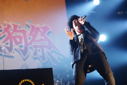 【八王子天狗祭クイックレポ】BRADIO 全員夢中! 若きキング・オブ・ファンク、圧巻のステージ