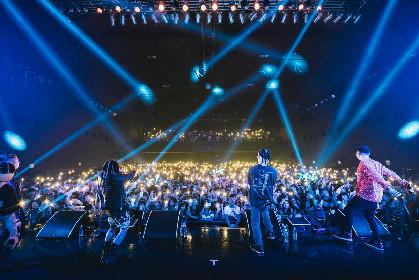 BAD HOP『COLD IN SUMMER TOUR』早々にチケットが完売した東京公演のとんでもない盛り上がりをレポート