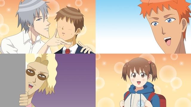 衝撃の話題作、TVアニメ『学園ハンサム』第1話放送後の反応まとめ