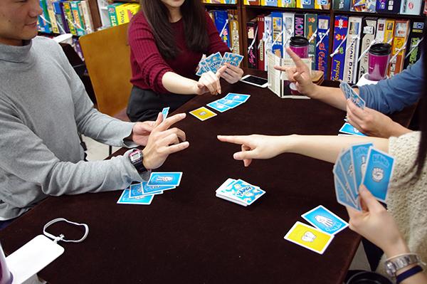 鉄板パーティーゲームのご紹介 (c)DEAR SPIELE
