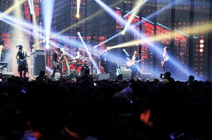 """GLAY、""""台湾のグラミー賞""""でMaydayとコラボパフォーマンスを披露 2018年には台湾公演も"""