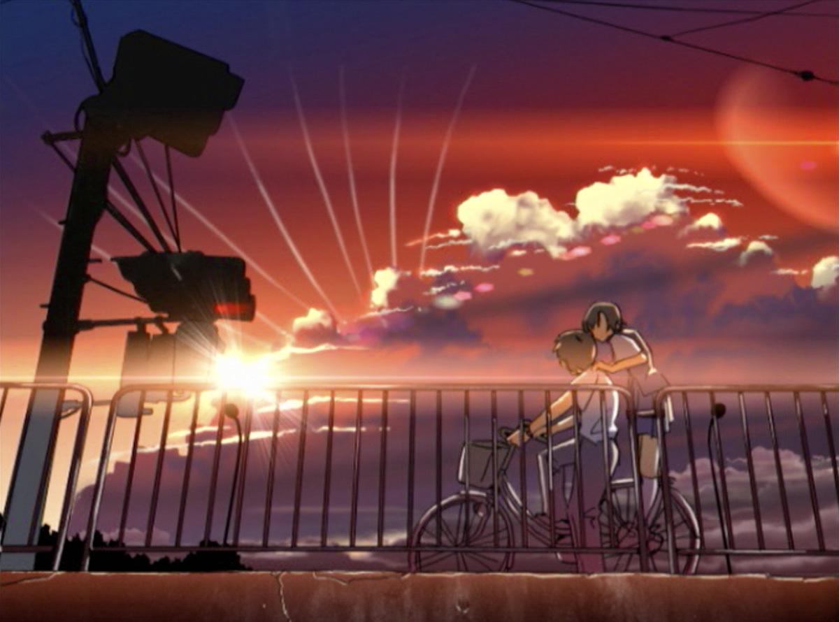 『ほしのこえ』 (C) Makoto Shinkai / CoMix Wave Films