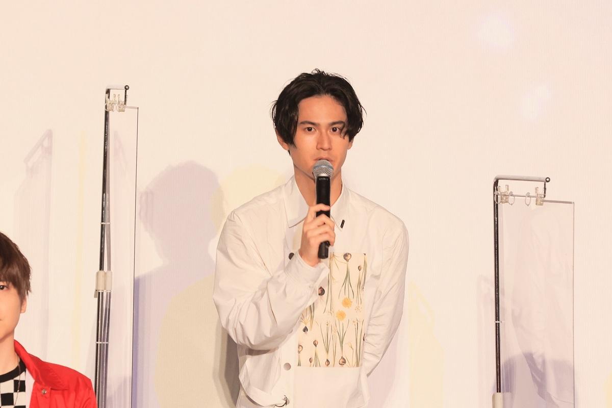 武内駿輔(伊達真司役) (C)2020武蔵野創・小学館/灼熱カバディ製作委員会