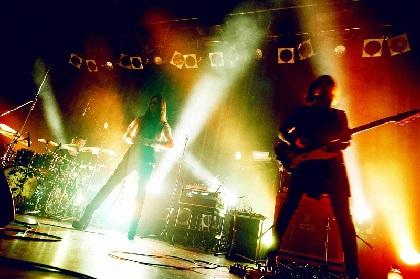 L'Arc-en-Cielドラマー・yukihiroソロプロジェクト、ACID ANDROIDの2018年初ライブ・オフィシャルレポート