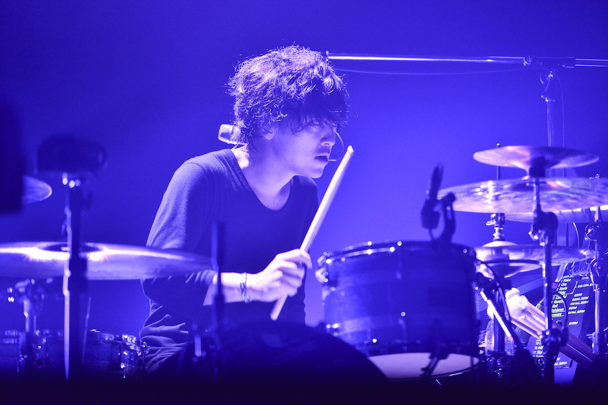 androp Photo by Rui Hashimoto(SOUND SHOOTER)