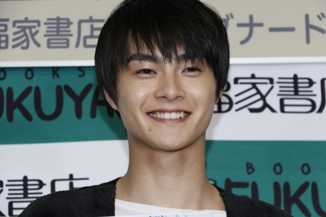 結木滉星ファースト写真集「滉星」(東京ニュース通信社刊)