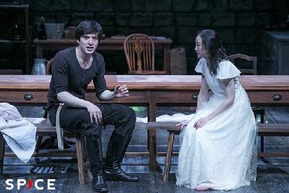 ストリンドベリの二大傑作『令嬢ジュリー』『死の舞踏』が3月10日より開幕