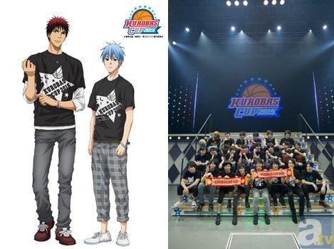『黒子のバスケ』公式イベントが、BD&DVD化決定に