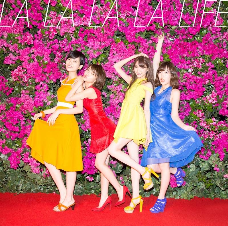 夢みるアドレセンス「ララララ・ライフ」MV+メイキング盤