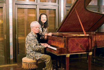 青柳いづみこ(ピアノ) ~連弾とソロで探るドビュッシーとその周辺