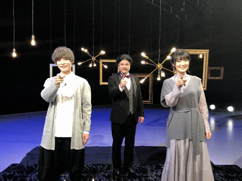 [#5・6]岡本信彦、石川由依  (C)BSテレ東/テレビ東京