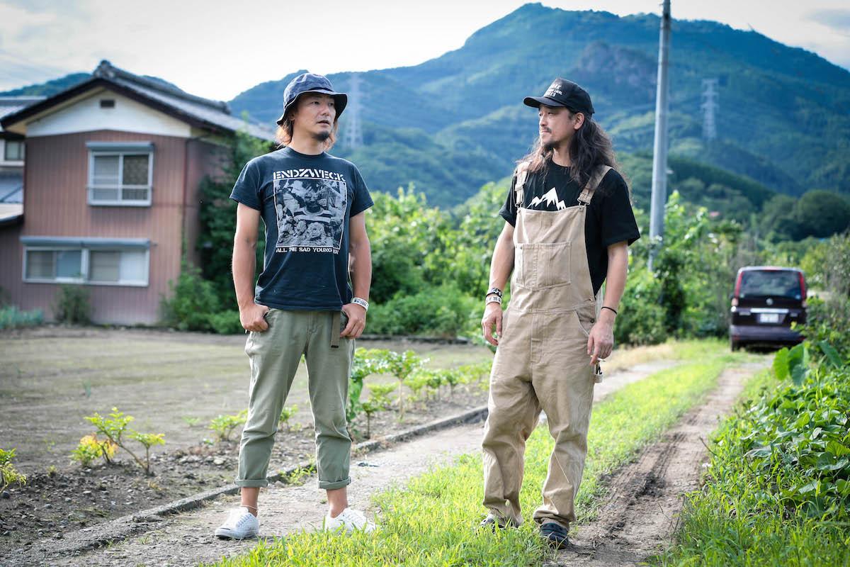 HAWAIIAN6・HATANO / G-FREAK FACTORY・茂木洋晃 撮影=風間大洋