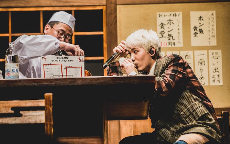 イ・ホンギ(撮影:ヤマダマサヒロ)
