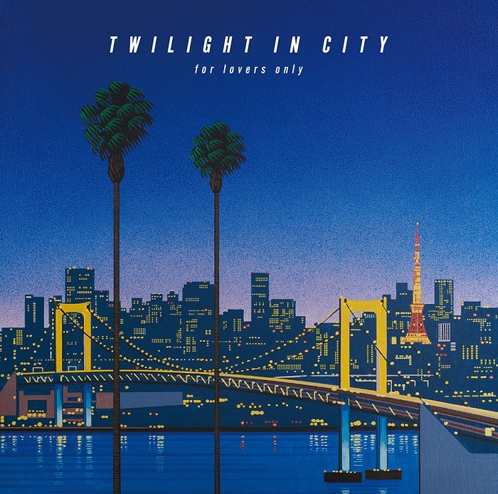 『TWILIGHT IN CITY ~for lovers only~』 通常盤