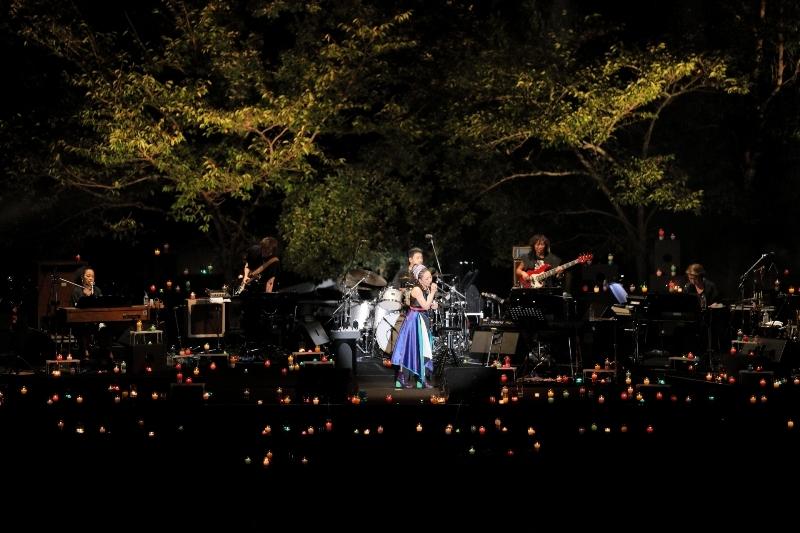 『第31回JTB世界遺産劇場 奈良春日大社 第六十次式年造替奉祝 Misia Candle Night Live』