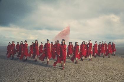 櫻坂46、新アーティスト写真公開 シングル「流れ弾」のラジオ初OAも決定
