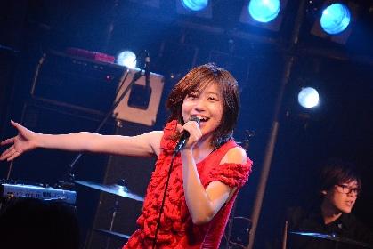 桐嶋ノドカ、初披露の新曲も飛び出した自身初のワンマンツアー開幕戦