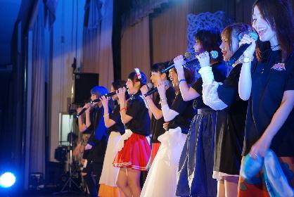 史上初の声優によるカラオケ女子会『カラオケ戦隊声優ジャーin九州2017』が開催