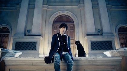 TETSUYA(L'Arc~en~Ciel) 移籍第2弾シングル「愛されんだぁ I Surrender」MV公開