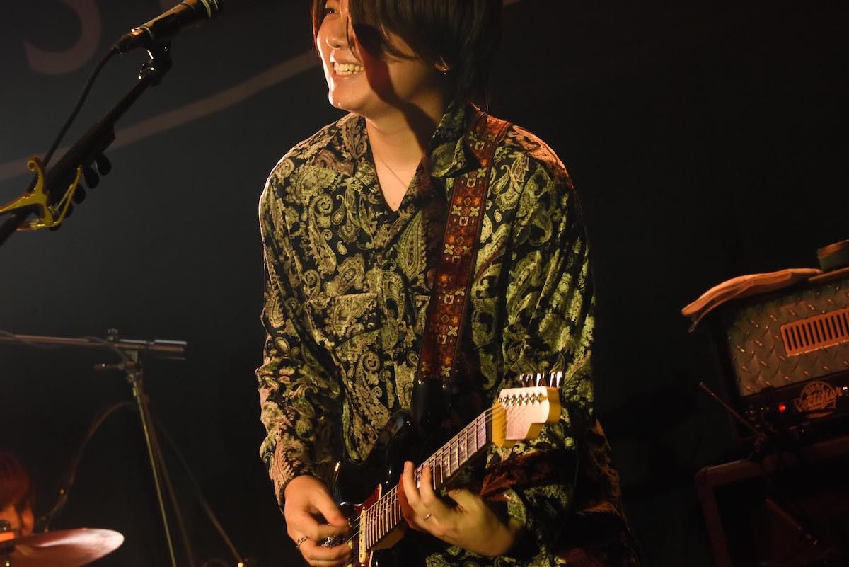 SHE'S  撮影=MASANORI FUJIKAWA