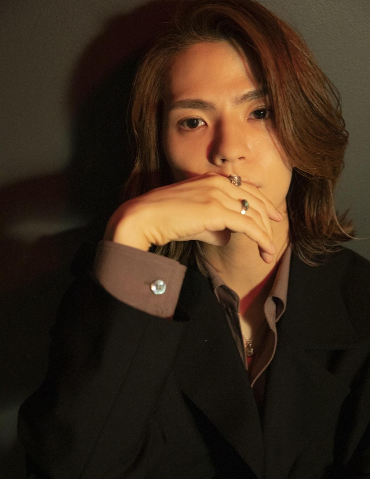 THE BEAT GARDEN/REI 撮影=横井明彦