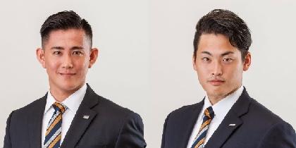 アイスバックスの大津・乾が登場! 8/12ゴールデンブレーブス戦にて