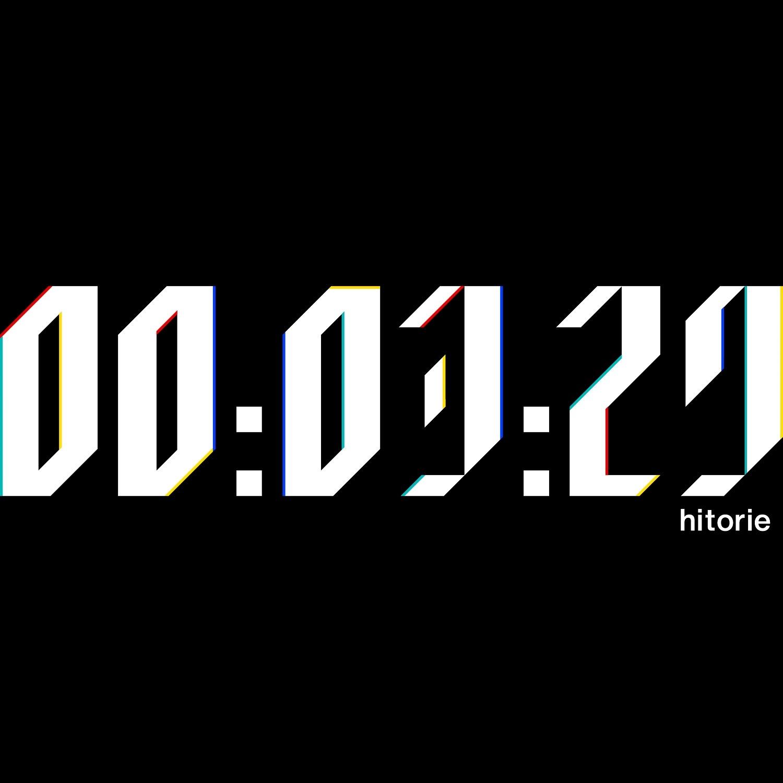 ヒトリエ「3分29秒」アーティスト盤JKT