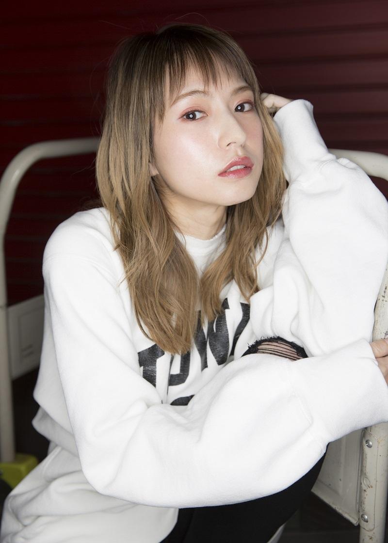 SCANDAL/HARUNA 撮影=横井明彦