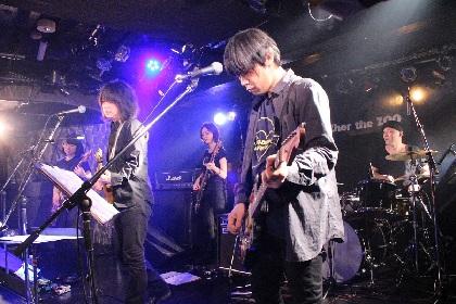 dipヤマジ、GHEEE近藤、田渕ひさ子らスペシャルユニットの新規公演決定