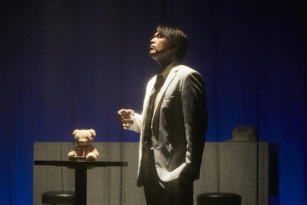 大山真志主演 舞台『トワイスアップ』 (撮影/玉越 信裕)
