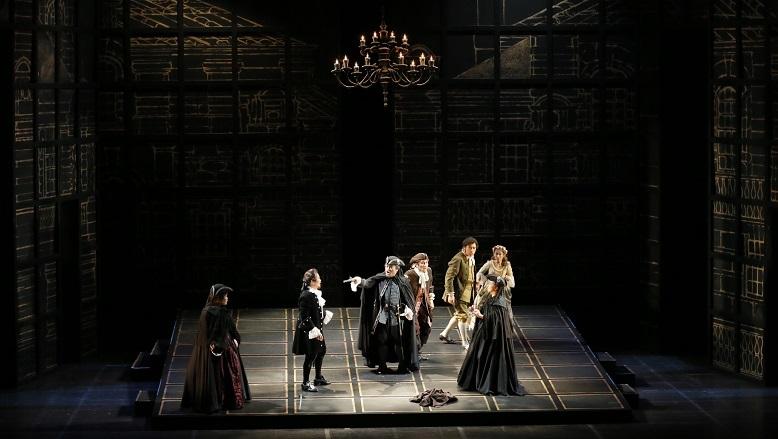 「オペラへの招待」モーツァルト作曲『ドン・ジョヴァンニ』(2018.09 びわ湖ホール中ホール)   写真提供:びわ湖ホール