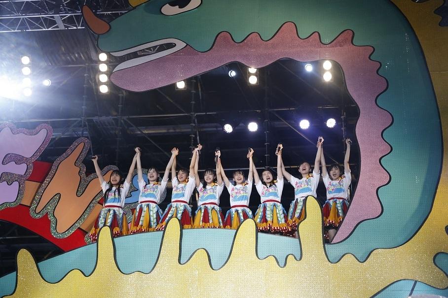 私立恵比寿中学『エビ中 夏のファミリー遠足 略してファミえん in 富士急 2016』
