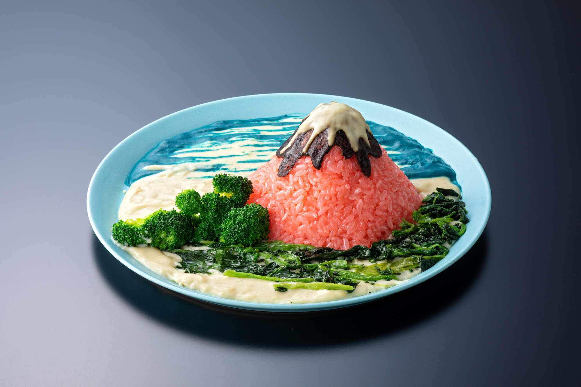 赤富士カレー 1,566円