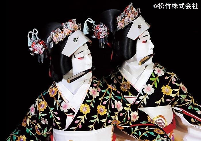 <シネマ歌舞伎>『京鹿子娘二人道成寺』