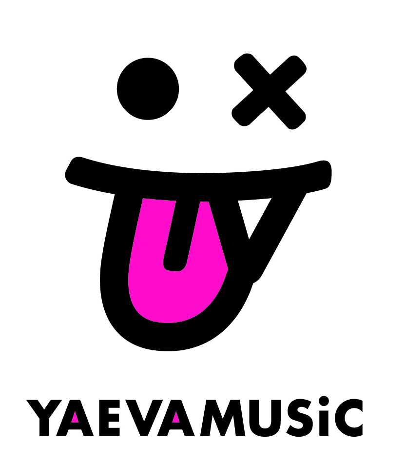YAEVA MUSiC ロゴ