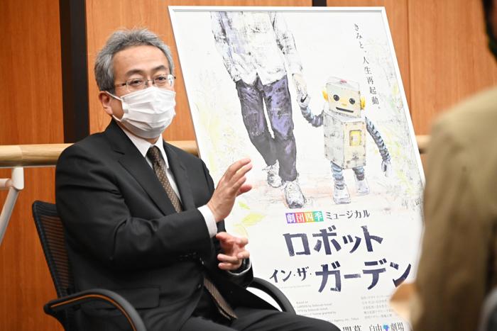 吉田智誉樹劇団四季社長
