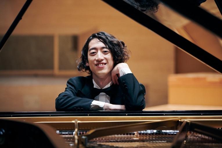 「第11回城陽定期演奏会」角野隼斗(ピアノ)