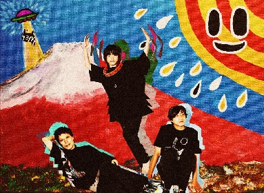 アルカラ、新アルバム『NEW NEW NEW』リリースが決定 新アーティスト写真とジャケット画像も公開